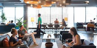 Coworking and Private Office Space | Industrious - Social Workspaces