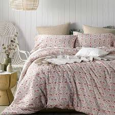 pink king queen size bedding set
