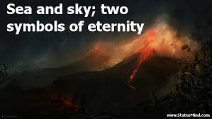 sea and sky two symbols of eternity com