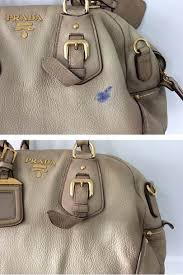 leather handbag ink removal the