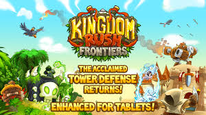 Kingdom Rush Frontiers Apk Hacked Mod Full Download free
