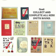 New goal. Collect & finish all Keri smith books. | Wreck this journal, Book  journal, Book crafts