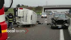 Incidente mortale sulla A4 tra Trezzo sull'Adda e Cavenago: muore ...