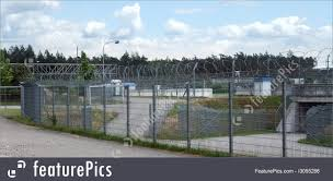 Safety Fence At Racetrack Photo