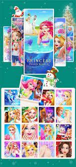 princess salon world revenue