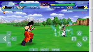 Tải về Hack giả lập Dragon Ball Z Shin Budokai Another Road — Game ...