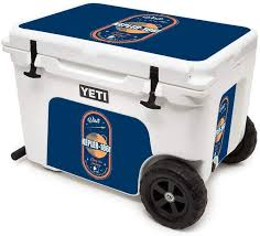 Amazon Com Mightyskins Cooler Not Included Skin Compatible With Yeti Tundra Haul Cooler Visit Kepler Protective Durable And Unique Vinyl Decal Wrap Cover Easy To Apply Made In The Usa