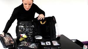 inglot makeup artist backpack