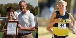 Garnish Award Winner: Hillary Snyder - University of Rochester Athletics