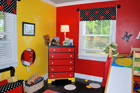 Mickey Mouse Clubhouse Room Decor Games Toddler Bedroom Atmosphere Ideas Tv Crystal Mousekedoer Disneyland Mickey S House Minnie Light Up Doll Mousekadoer Computer Desk Apppie Org