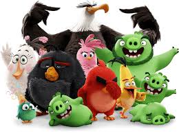 Angry Birds 2 - Filme - Cia dos Gifs