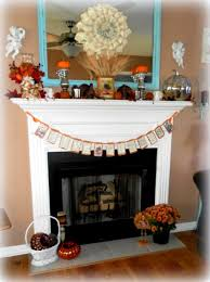 decorating for thanksgiving a home