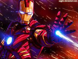 hd wallpaper iron man artwork hd