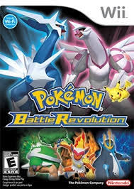 Pokemon Battle Revolution Nintendo Wii Game For Sale