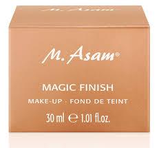 m asam magic finish lightweight