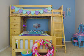 Mermaid Bedroom Redesign Awesome Bunk Bed Solutions Create Play Travel