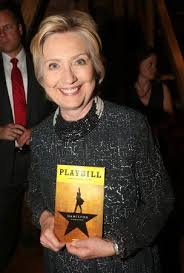 Hillary Clinton Gets Powerful Endorsement from Lin-Manuel Miranda at  Hamilton Benefit | Playbill