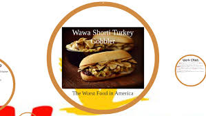 wawa shorti turkey gobbler by noah