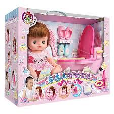 Bộ đồ chơi búp bê Le Jier mô phỏng phòng tắm Lelia