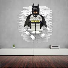 Small Batman V Superman Logo Wall Stickers Sizes Colours Art Independence