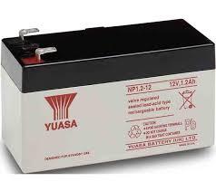 12V 1.2AH Gel Cell Battery