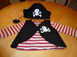 last minute diy pirate costume easy