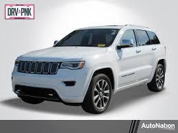 2018 jeep grand cherokee overland 4x4
