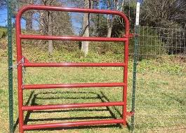 Hinge Pins To Hang A Gate From T Posts Dog Fence T Post Fence Farm Gate