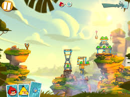 Game Review: Angry Over Angry Birds 2