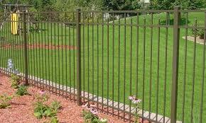 Aluminum Fencing Mn