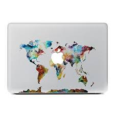 Cosopo Colorful Map 13 Inch Laptop Noteb Buy Online In Chile At Desertcart