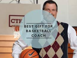 best gift ideas for basketball coach