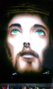 Jesus Painting by Wesley Williamson | Saatchi Art