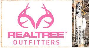 Amazon Com Realtree Logo Decal 5 Pink Pink 5 Clothing