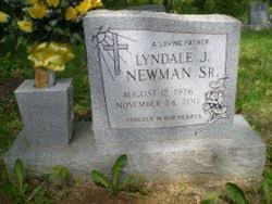 Lyndale Jerome Newman (1976-2011) - Find A Grave Memorial