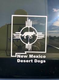 New Mexico Desert Dogs