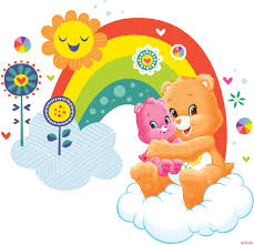 Care Bears Friend Bear And Baby Hugs Ositos Carinositos