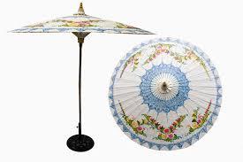 indian balinese garden parasols raj