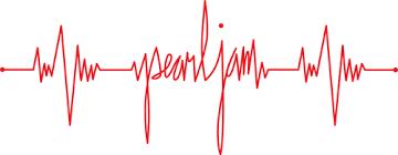 Santos Pearl Jam Pulse Sticker Pearl Jam Community