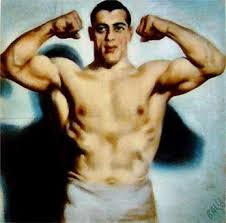 The boxer world heavyweight champion Primo Carnera portrayed by Giacomo  Balla | SpringerLink