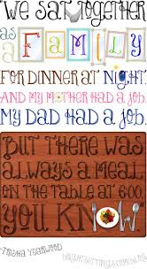 quotes about dinner time quotes
