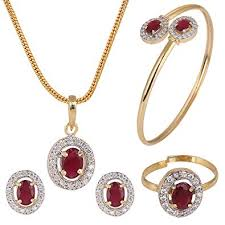 collection designer jewellery combo