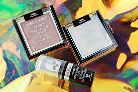 wet n wild goth o graphic highlighters