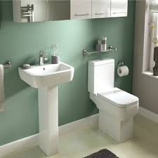 pedestal basin toilet accessories