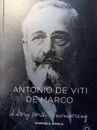 ci penserò sopra: Antonio de Viti de Marco