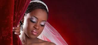 nigerian bridal makeup a simple