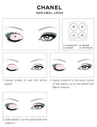 how to wear chanel les 4 ombres eye