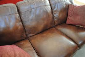 how to fix worn leather furniture shoe