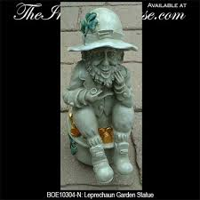 dress leprechaun lawn ornaments