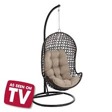 garden hanging egg chair save 100